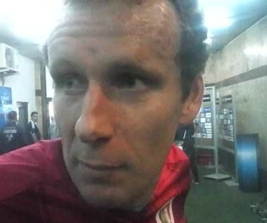 Konstantin Wasiljew po meczu z Górnikiem (0-1). Wideo