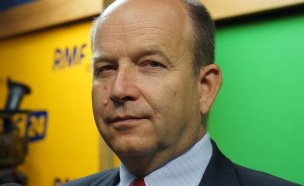 Konstanty Radziwiłł: Ludzie pracujący na umowie o dzieło to nie Marsjanie