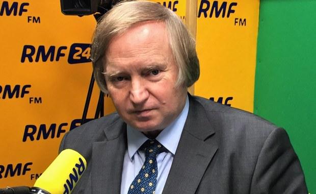 """Konstytucjonalista w RMF FM: Minister supersędzią? """"To pomysł z innej epoki"""""""