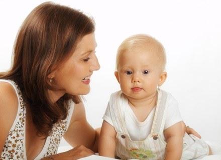 Kontakt między tobą a kilkumiesięcznym dzieckiem zmienia się /© Panthermedia