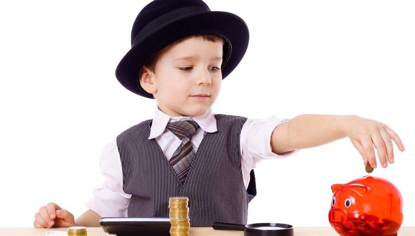Konto dla dzieci, czyli bankowość od małego