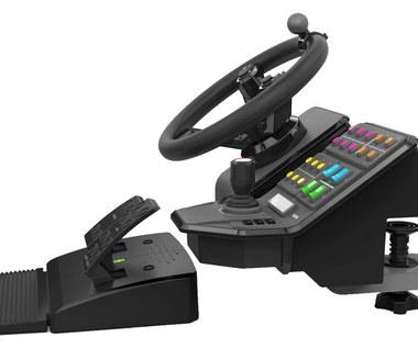 Kontroler do Farming Simulator od Logitech G znowu w sprzedaży