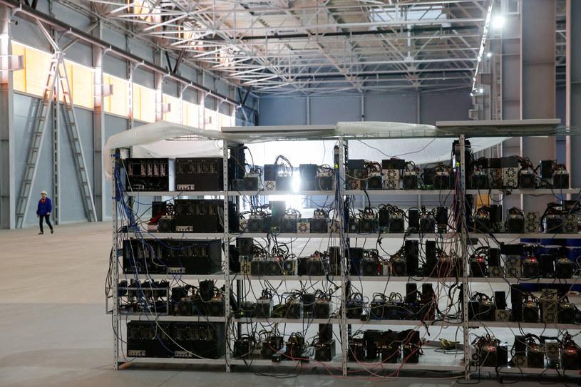 """""""Kopalnia kryptowaluty"""" zlokalizowana w dawnej radzieckiej fabryce samochodów pod Moskwą /AFP"""