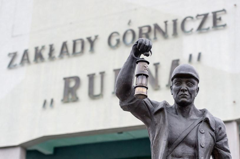 Kopalnia Rudna /Maciej Kulczyński /PAP