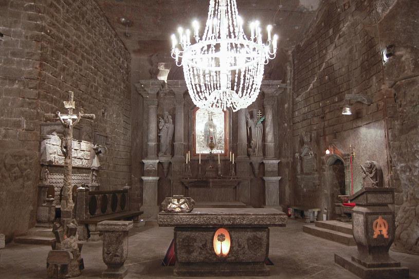 Kopalnia soli w Wieliczce /©123RF/PICSEL