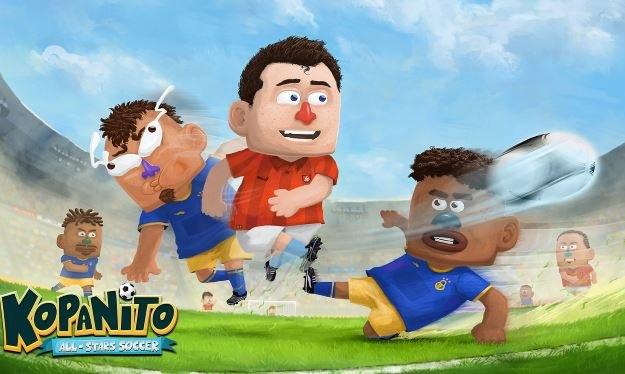 Kopanito All-Stars Soccer /materiały prasowe