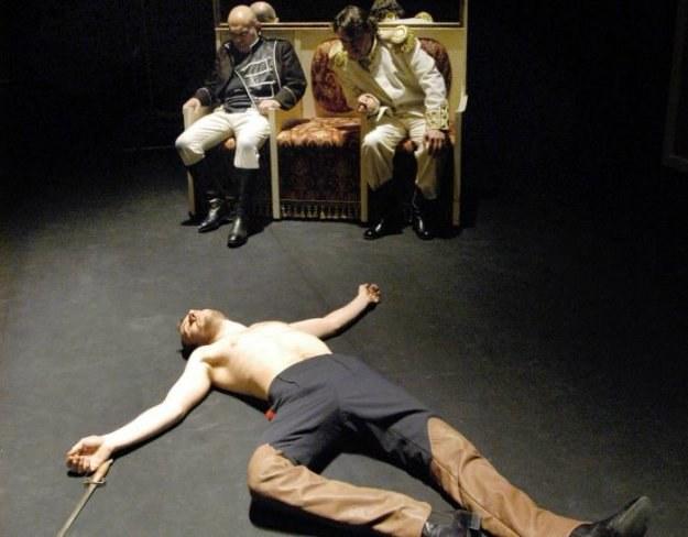 """Kordian"", Teatr Polski. Fot. Eugeniusz Helbert /Agencja FORUM"