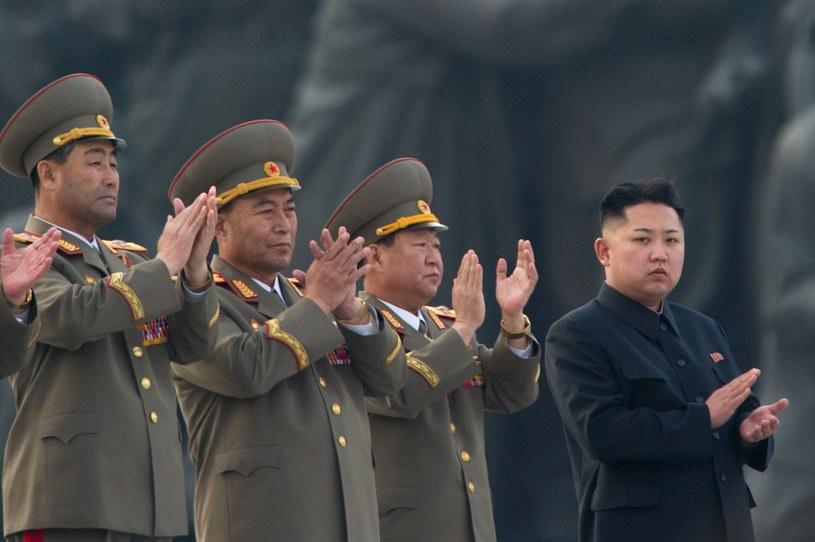 Korea Północna potępia szczyt USA-Korea Płd. /ED Jones /AFP