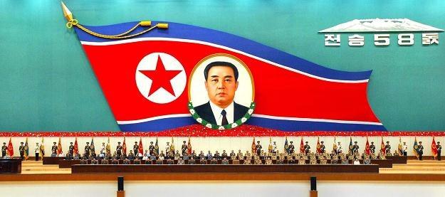 Korea Północna pozostaje najbardziej tajemniczym krajem świata/AFP/HO/KCNA via KNS /New York Times/©The International Herald Tribune