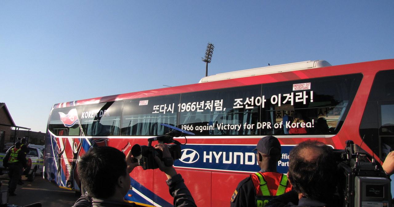 Korea Północna w RPA