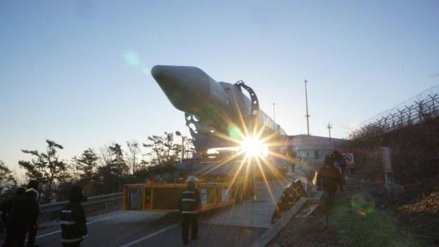 Korea Południowa ma ambitne plany podboju kosmosu /AFP