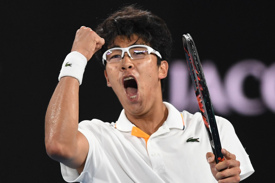 Koreańczyk, który pokonał mistrza /LUKAS COCH /PAP/EPA