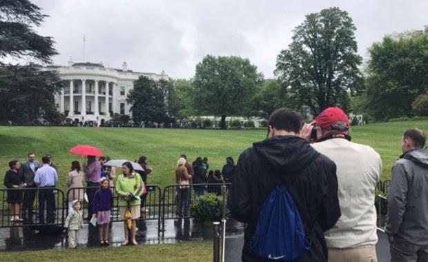 Korespondent RMF FM w USA zaprasza na wycieczkę po ogrodach Białego Domu