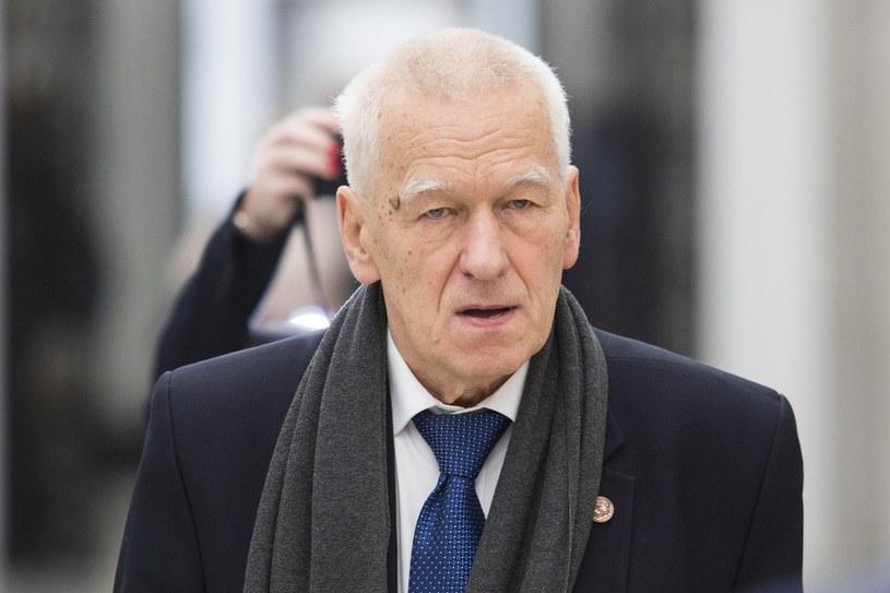 Kornel Morawiecki /Andrzej Hulimka  /Reporter