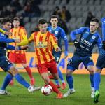 Korona Kielce - Piast Gliwice 1-1 w 21. kolejce Ekstraklasy