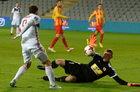 Korona Kielce - Wisła Kraków 1-0 po dogrywce w 1/8 finału Pucharu Polski