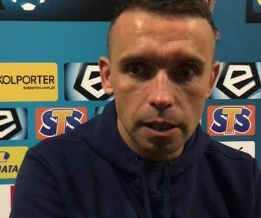 Korona - Wisła Płock 2-0. Cezary Stefańczyk: Nie zawsze wygrywa lepszy. Wideo