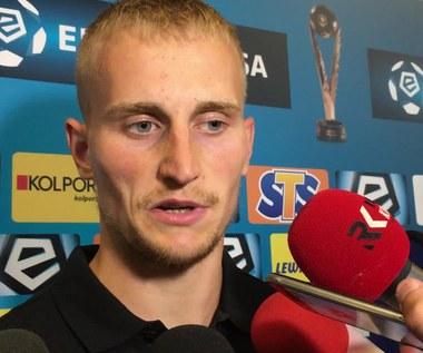 Korona - Zagłębie 0-1. Bartłomiej Pawłowski: Mecze wygrywa się strzelając gole. Wideo