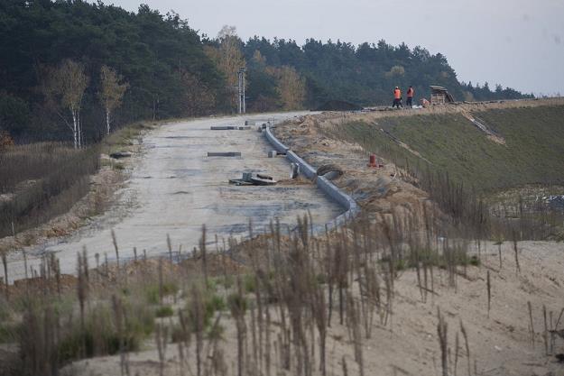 Korupcja na budowach dróg to norma? / Fot: Adam Wysocki /East News