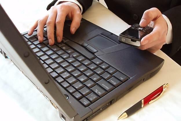 Korzystanie z urządzeń, który nie mają ochrony przed cyberzagrożeniami może spowodować wyciek danych /stock.xchng
