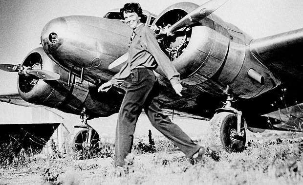 Kości znalezione na wyspie na Pacyfiku należały do Amelii Earhart