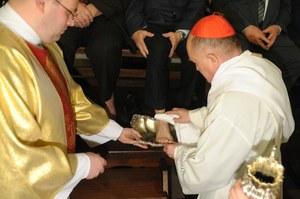 Kościół katolicki rozpoczyna Triduum Paschalne