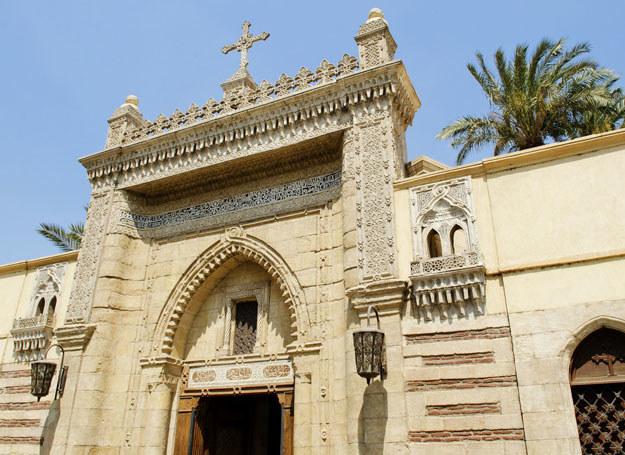 Kościół koptyjski w Kairze. Fotografia ilustracyjna /123RF/PICSEL