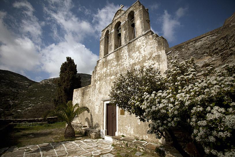 Kościół Panagia Drosiani, jeden z najstarszych kościołów prawosławnych  na Bałkanach /fot. Eirini Vourloumis /The New York Times Syndicate