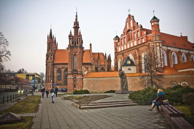 Kościół św. Anny w Wilnie /123/RF PICSEL