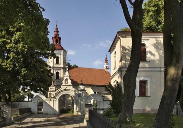 Kościół św. Mikołaja w Szczebrzeszynie /123/RF PICSEL