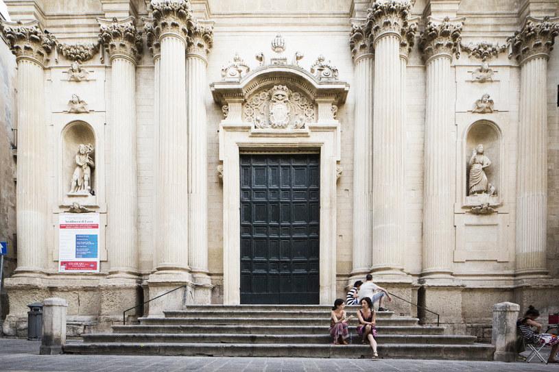 Kościół św Teresy w Lecce, fot. Giovanni Cipriano /The New York Times Syndicate