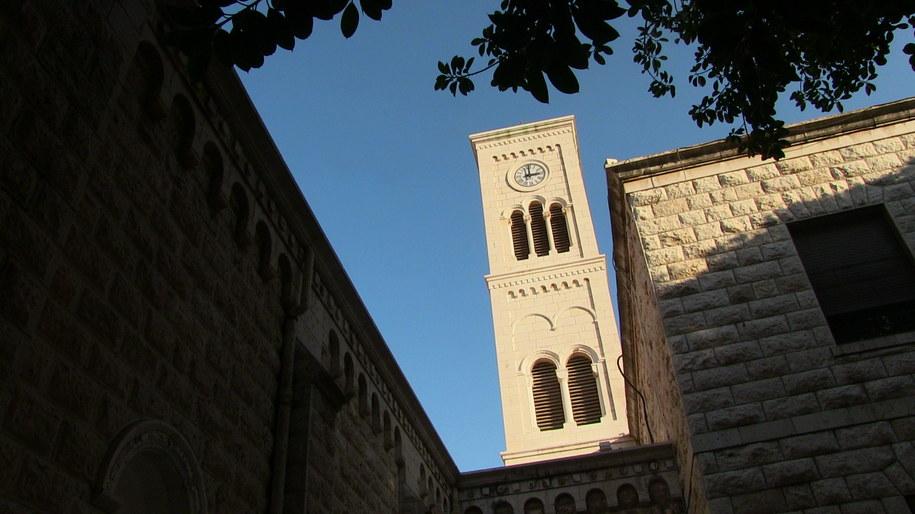 Kościół świętego Józefa. W tym miejscu ponad 2 tys. lat temu mieścił się warsztat Józefa /Piotr Bułakowski /RMF FM