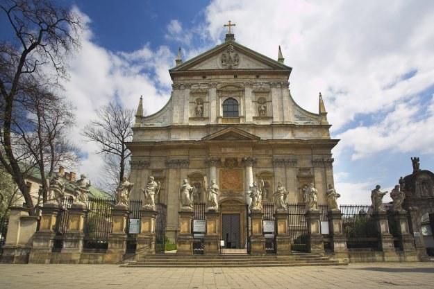 Kościół świętych Piotra i Pawła w Krakowie, fot. J. Włodarczyk /Agencja FORUM
