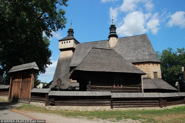 Kościół w Haczowie/fot. M. Zajdler /East News
