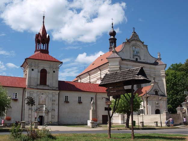 Kościół w Krasnobrodzie /123/RF PICSEL