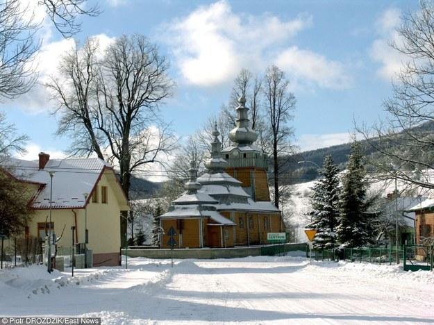 Kościół w Wysowej/fot. P. Drozdzik /East News
