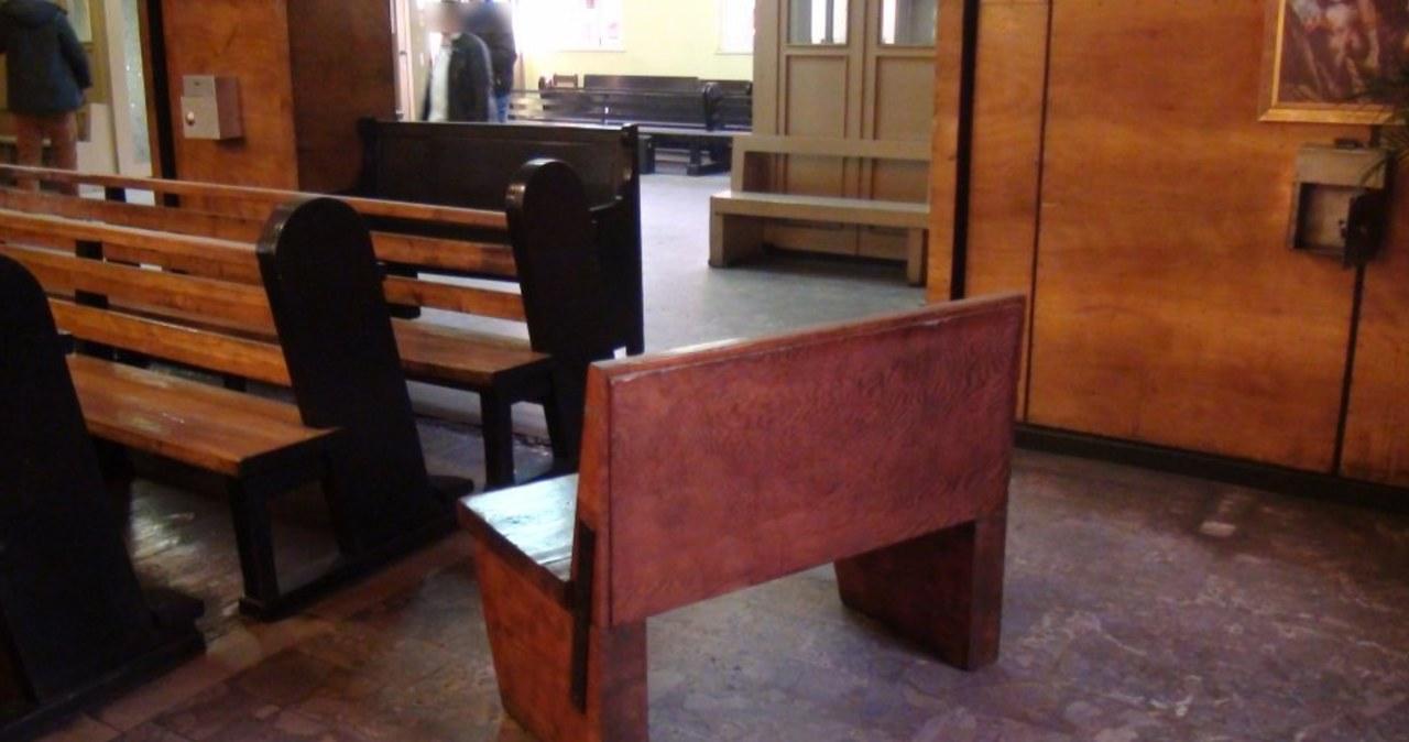 Kościół z Zabrzu zdewastowany przez trzech nastolatków