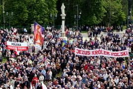 Kościół zawierzył Polskę i Polaków Matce Bożej