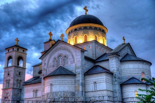 Kościół Zmartwychwstania Chrystusa w Podgoricy /123/RF PICSEL
