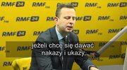 Kosiniak-Kamysz: To jest rozbiór Polski samorządowej