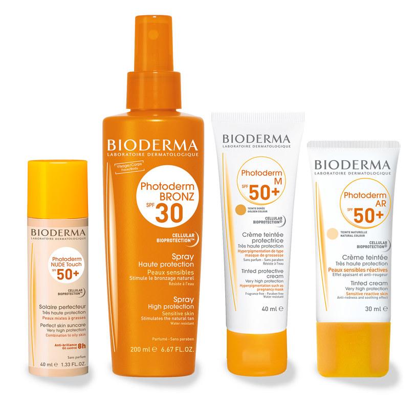 Kosmetyki 2 w 1 Bioderma Photoderm /INTERIA/materiały prasowe