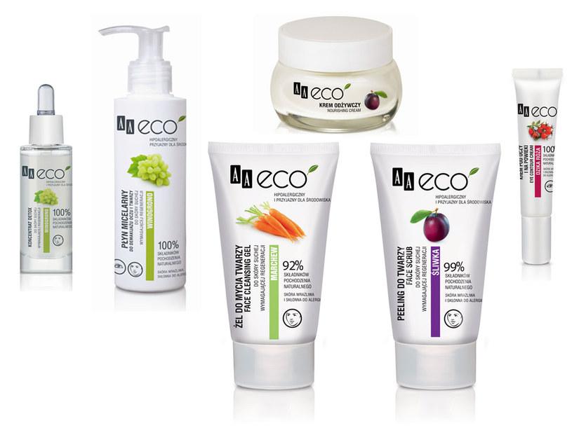 Kosmetyki AA ECO /materiały prasowe