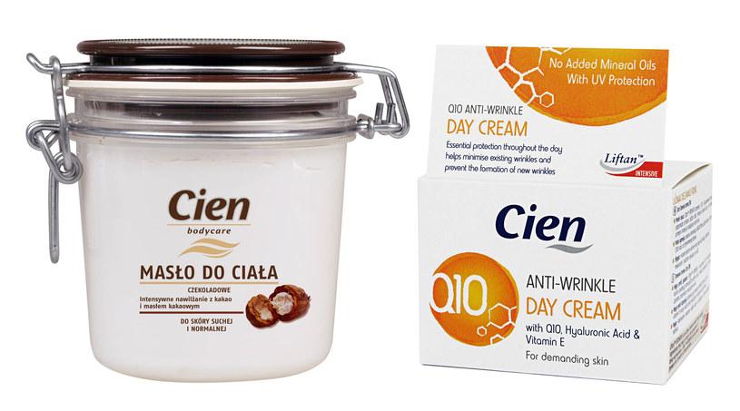 Kosmetyki CIEN /materiały prasowe