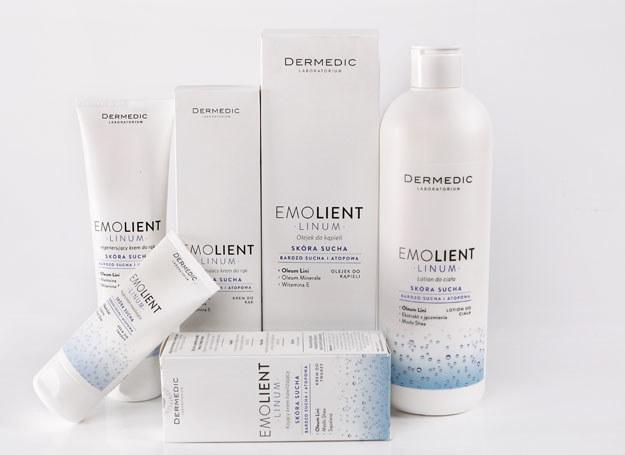 Kosmetyki do pielęgnacji skóry atopowej /materiały prasowe