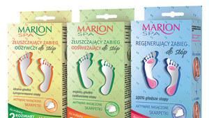Kosmetyki do pielęgnacji stóp od Marion
