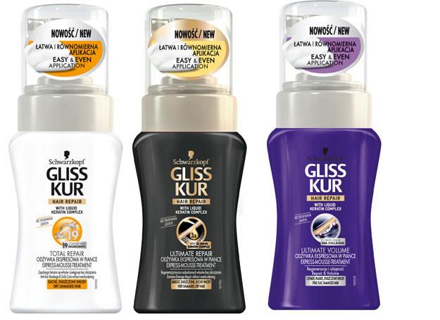 Kosmetyki do pielęgnacji włosów /materiały prasowe