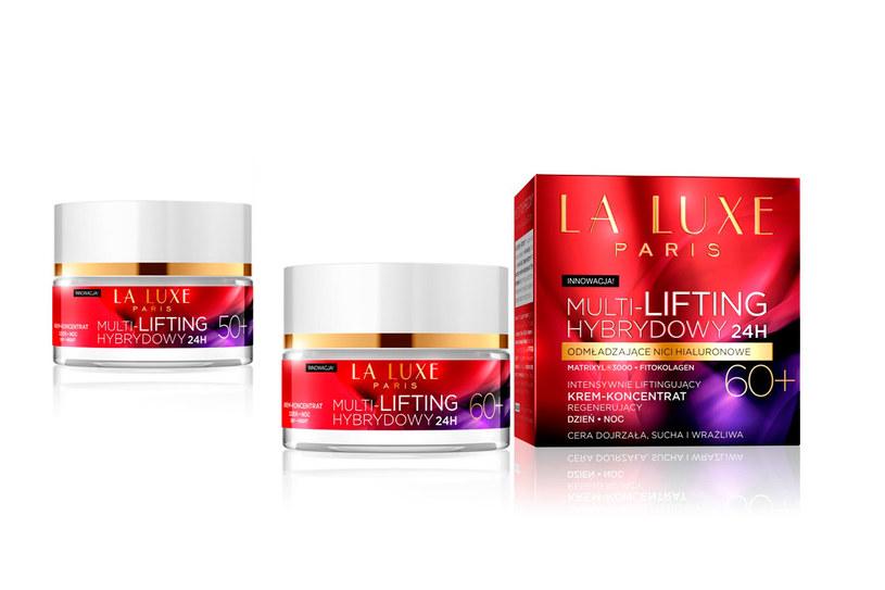 Kosmetyki La Luxe Paris /Styl.pl/materiały prasowe