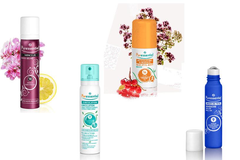 Kosmetyki marki Puressentiel /materiały prasowe