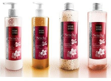 Kosmetyki Nature&Senses w linii Sencha /materiały prasowe