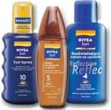 Kosmetyki NIVEA Sun mają rozmaite formuły /materiały prasowe